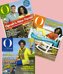 Oprah Magazine Deal