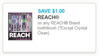 Reach brand Toothbrush