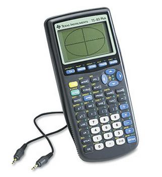 TI-83 Graphing Calculator