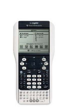 Texas Instruments Graphic Calculator