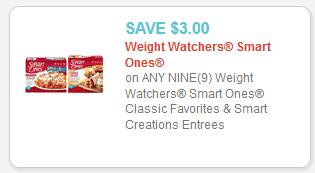 Weight Watchers Smart ONes