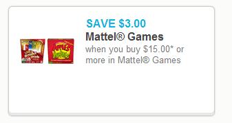 mattell Games