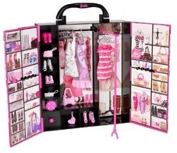 Amazon.com_ Barbie Fashionista Ultimate Closet_ Toys & Games