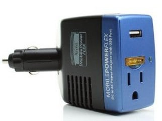ENHANCE Mobile PowerFlex 300W DC Power Inverter Car Charger