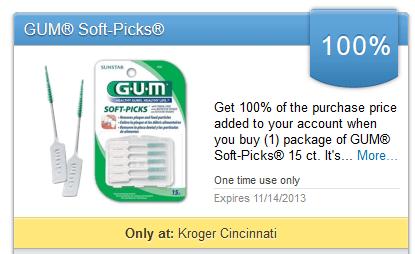 GUM Soft Kroger
