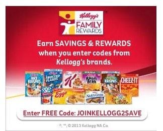 Kellogg_s Family Rewards