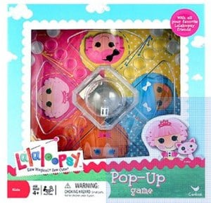 Lalaloopsy Sew Magical Sew PopUp Game