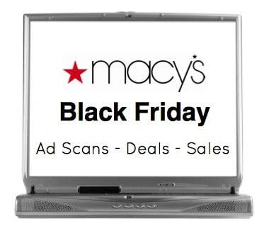 Macys Black Friday Sales