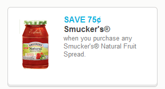 Smuckers Coupon