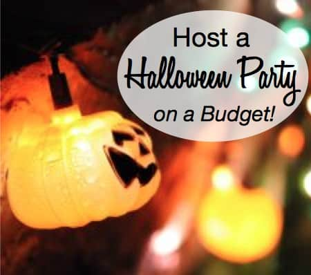 Ways to Save on Halloween Parties