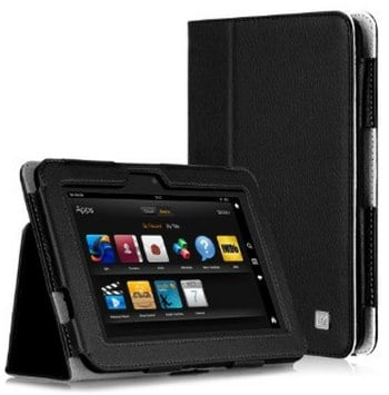 CaseCrown Bold Standby Case Kindle Fire HD