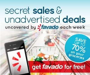 Favado Grocery Sales and Price Comparison App