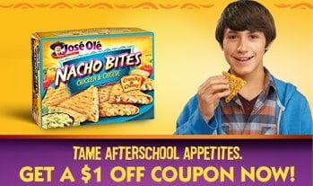 Jose Ole Nacho Bites Coupon