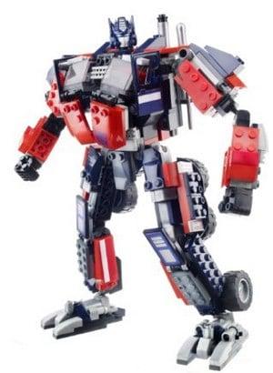 KRE-O Transformers OPTIMUS