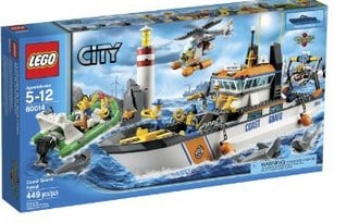 LEGO Coast Guard Patrol Set