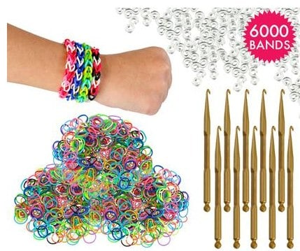 Rubber Band Loom Deluxe Set