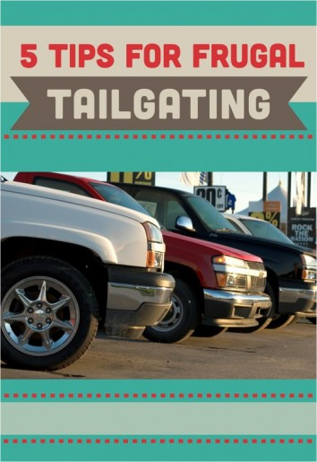 Save on Tailgating