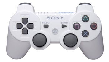 Amazon.com_ PlayStation 3 Dualshock 3 Wireless Controller (Classic White)_ Video Games