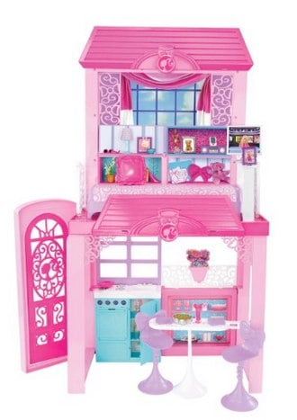 Barbie Glam Vacation House