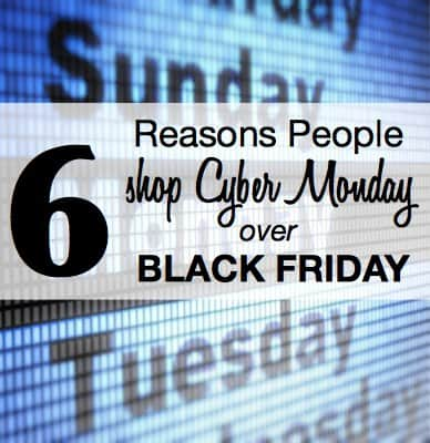 Cyber Monday versus Black Friday - which is better?