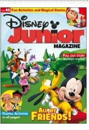 Disney Junior Magazine-1