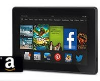 Free Amazon Gift Card with Kindle Fire HD
