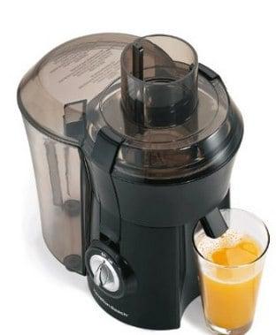 Hamilton Beach 67601A Big Mouth Juice Extractor