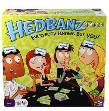 Hedbanz Game for Adults