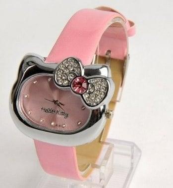 Hello Kitty Girls Wristwatch Watch