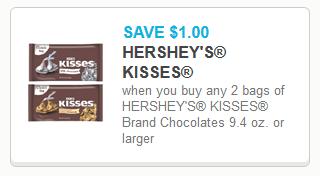 Hershey Kisses Coupon