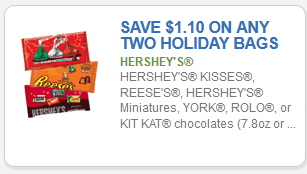 Hershey's Coupon
