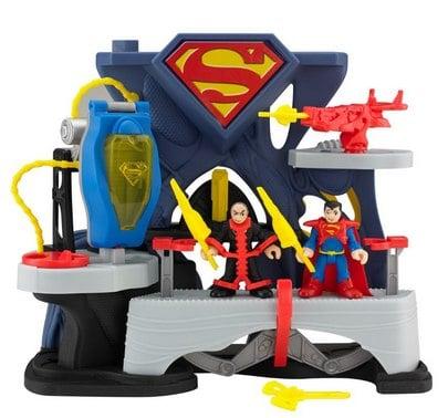 Imaginext DC Super Friends Superman Playset