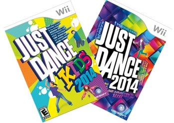 Just Dance 2014 and Just Dance Kids 2014 Bundle Deal of the Day | Groupon