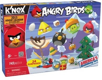 K_NEX Angry Birds Christmas Advent Calendar