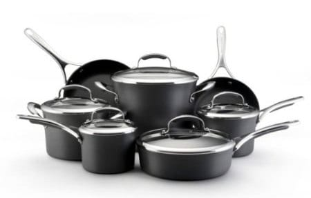 KitchenAid Hard Anodized Nonstick Cookware Set