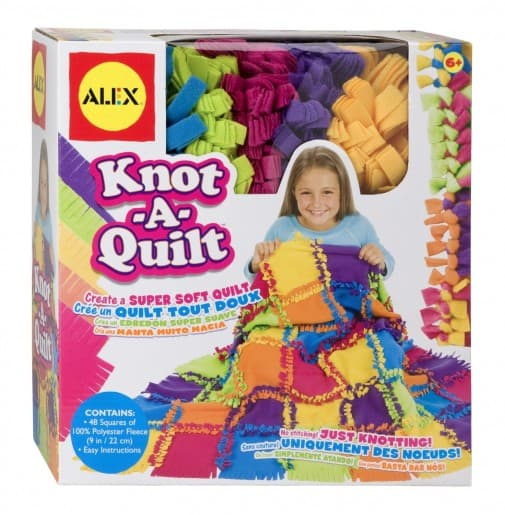 Knot a Quilt Craft Set