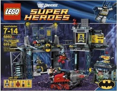 LEGO Super Heroes The Batcave