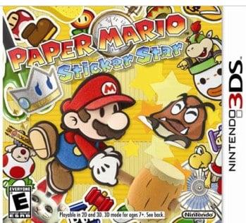 Paper Mario_ Sticker Star