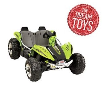 Power Wheels Dune Racer Ride-On