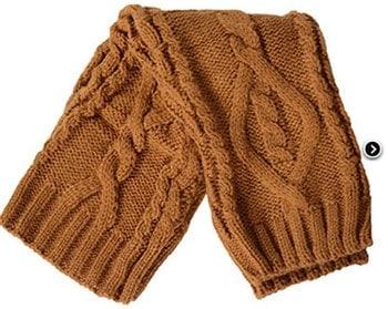 knit boot sock
