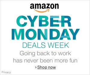 Amazon Cyber Monday Sales