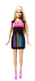 Amazon.com _ Barbie Digital Dress Doll _ Fashion Doll Clothing And Shoes _ Toys & Games