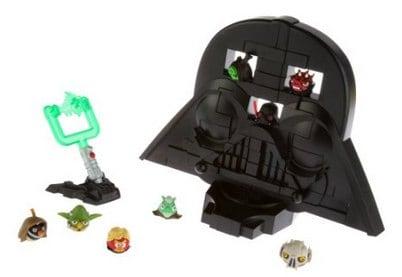 Angry Birds Star Wars Jenga Rise of Darth Vader Game