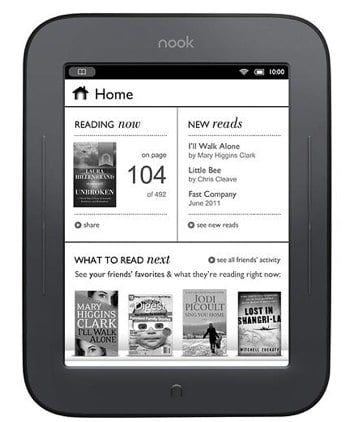 Barnes & Noble NOOK Simple Touch 2GB