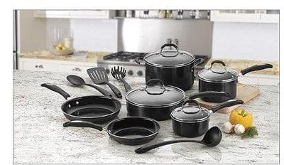 Cuisinart Pro Classic 14Piece Cookware Set