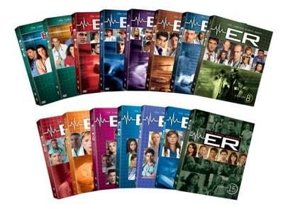 ER_ The Complete Seasons 1-15