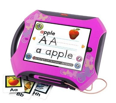 Fisher-Price Create and Learn Apptivity Case, Pink_ Toys & Games