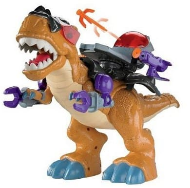 Fisher-Price Imaginext Mega T-Rex _ Toy Figures _ Toys & Games