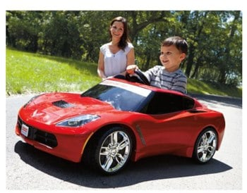 Fisher-Price Your Choice Power Wheels Corvette Stingray, Pink or Green Dune Racer, or Ford F-150 Ride-On and Bonus $75 Giftcard_ Bikes & Riding Toys _ Walmart.com