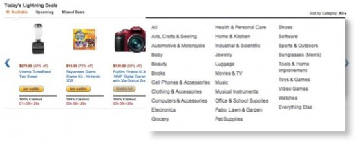 How to Get Amazons Lightning Deal Sales